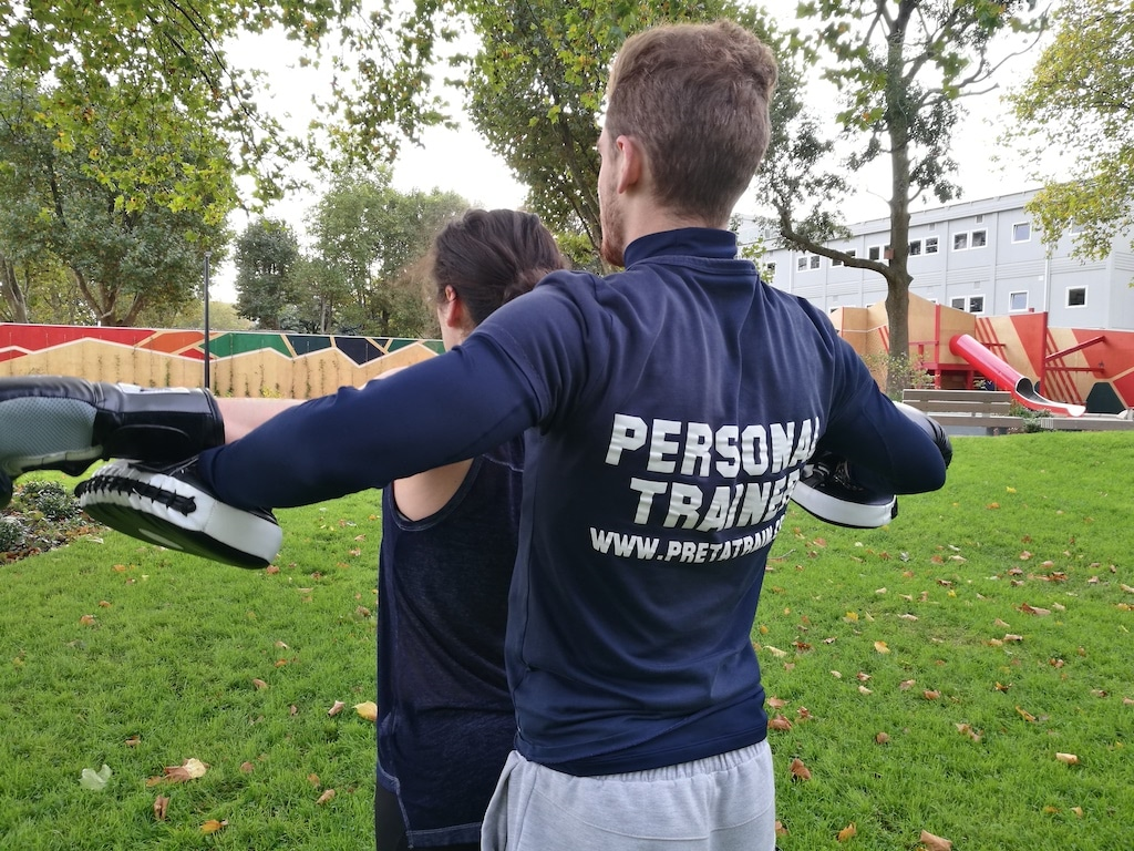get a personal trainer coach