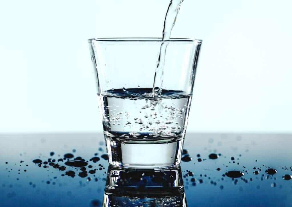 Boost your metabolism drink water