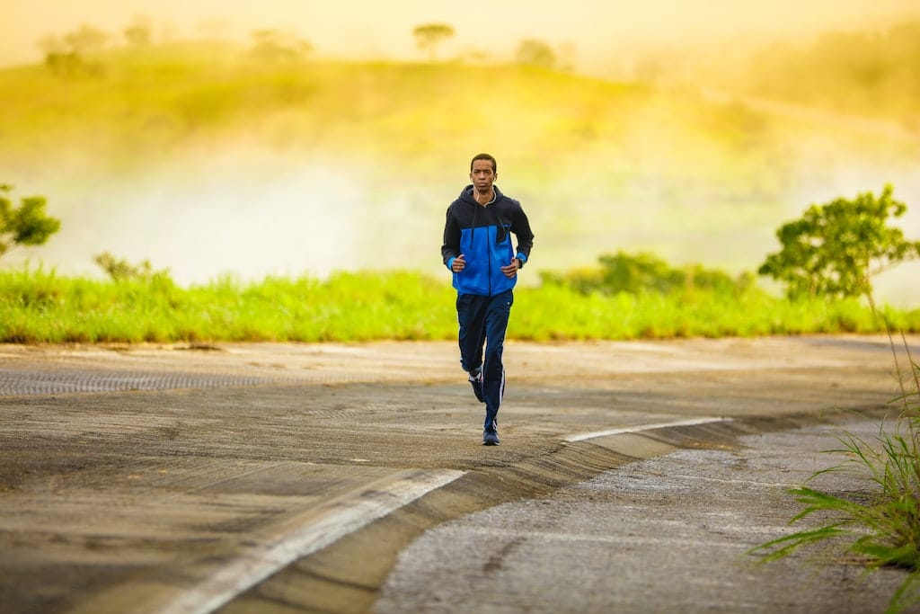 sports to improve cardio run