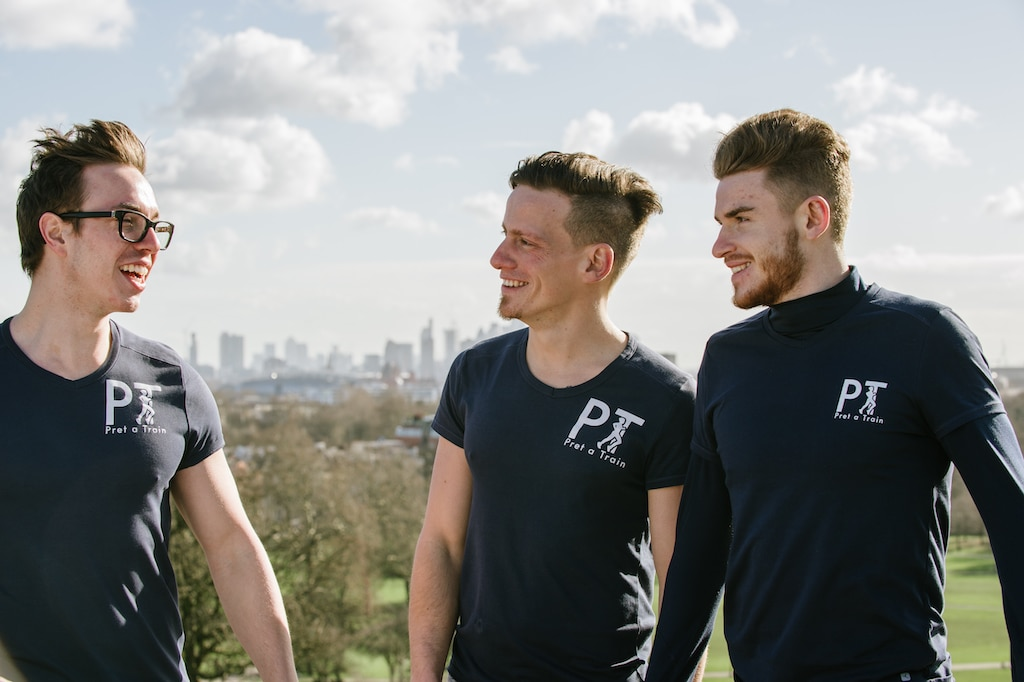 Personal trainers in Perth team PAT