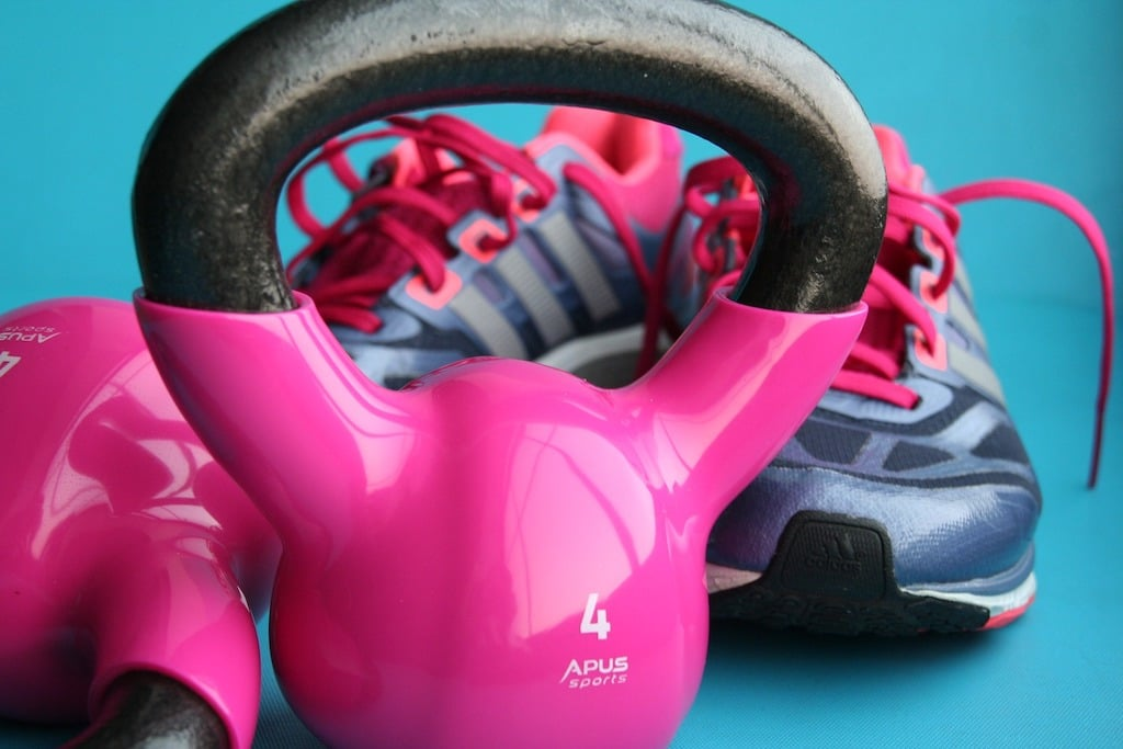 tips to toning up exercise with weight